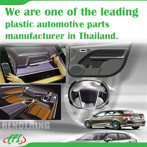 WE ARE ONE OF THE LEADING PLASTIC AUTOMOTIVE PARTS MANUFACTURER IN THAILAND